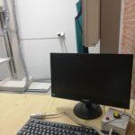 Szkolna pracownia rentgenografii w SPMiS w Warszawie