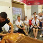 Szkolenie z masażu czekoladą Kościerzyna