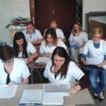 Technik elektroradiolog ze Studium Pracowników Medycznych i Społecznych Łódź