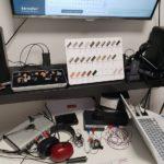 Stanowisko do programownia aparatów i badania słuchu