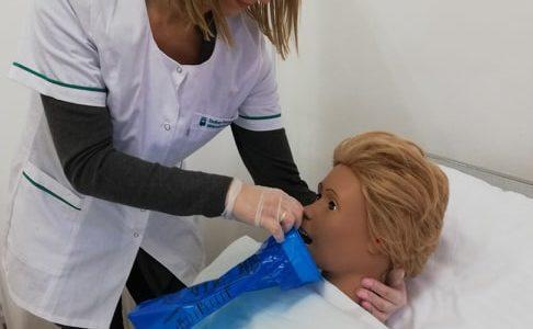 Kierunek opiekun medyczny ze szkoleniem dodatkowym z pierwszej pomocy