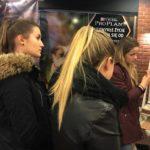 Słuchaczki SPMIS w Kościerzynie na Targach Urody Kościerzyna na obcasach