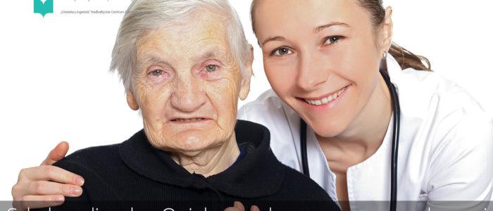 Opiekun w domu pomocy społecznej