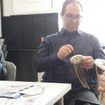 Szkolenie z japońskiej techniki kumihimo w Łodzi 28.03.2019