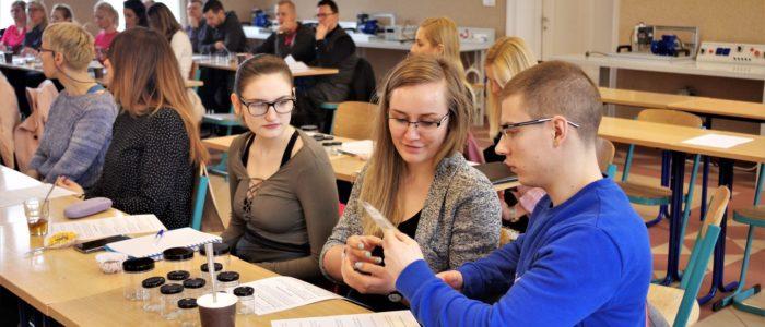 Szkolenie z zakresu kosmetyków naturalnych w SPMiS w Kościerzynie