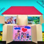 SPMiS terapia zajęciowa praca Mój dom moje marzenia