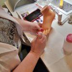 SPMiS kierunek technik usług kosmetycznych ćwiczenia zabiegi pielęgnacyjne