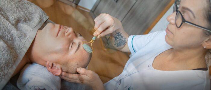 SPMiS masaż twarzy
