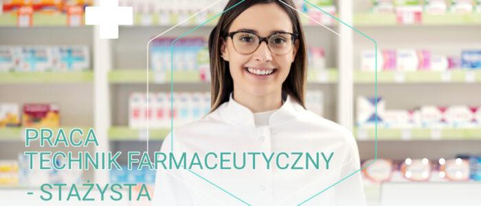 Praca technik farmaceutyczny