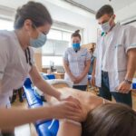 SPMiS Koszalin pracownia technik masażysta 3